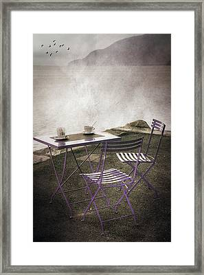 Coffee Table Framed Print
