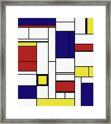 Cognition  Framed Print