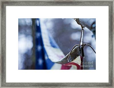 Cold Glory Framed Print by Sue OConnor