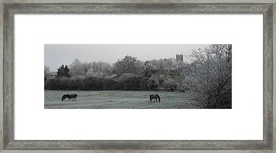 Coleshill Framed Print