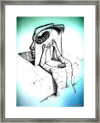 Collective Unconscious Framed Print