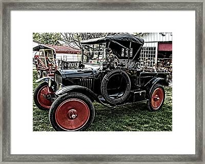 Collectors Dream Framed Print by Kristie  Bonnewell
