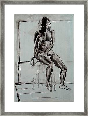 Collins Framed Print