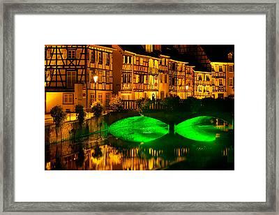Colmar Framed Print