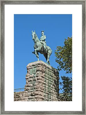 Cologne Framed Print by Design Windmill