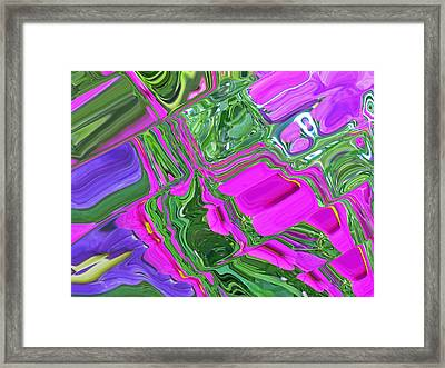 Color Craze Framed Print by Aimee L Maher Photography and Art Visit ALMGallerydotcom