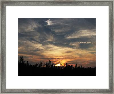 Color Creation  Framed Print