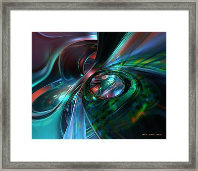 Color Fast Faces  Framed Print by G Adam Orosco