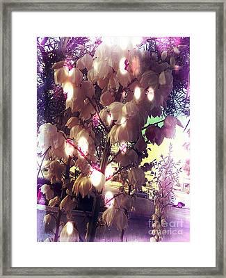 Color For Two Framed Print by Denisse Del Mar Guevara