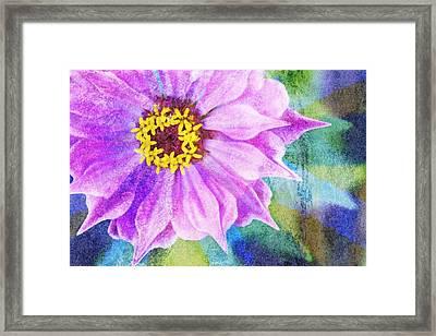 Color Symphony I Framed Print