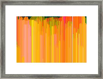 Color Tones 2  Framed Print by Lyle Crump