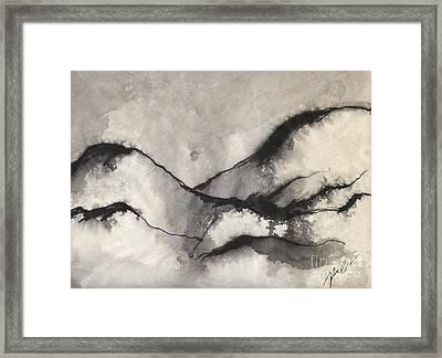 Colorado Inspiration Framed Print by Paula Cork