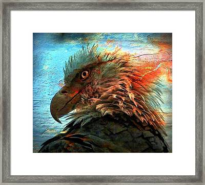 Colorado Survivor Framed Print