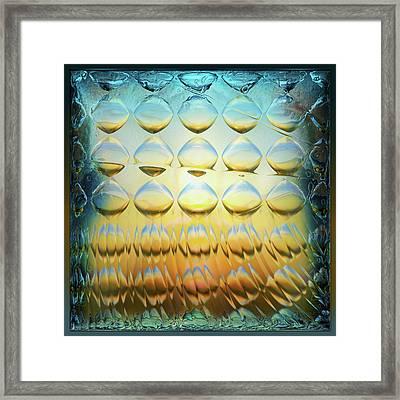 Colorbulbs Framed Print by Li   van Saathoff