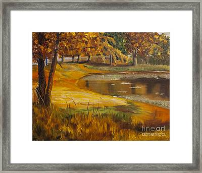 Colorful Glory Framed Print by Art Hill Studios
