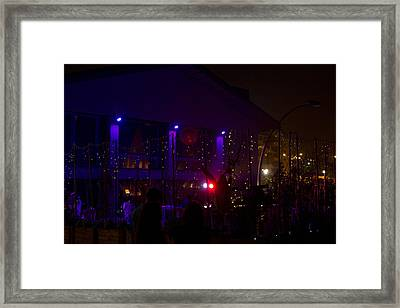 Colorful Framed Print by Tal Richter