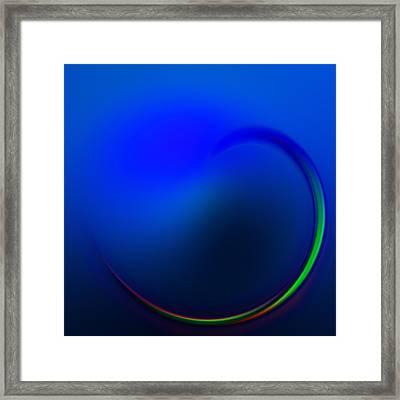 Colors 08 Framed Print by Li   van Saathoff