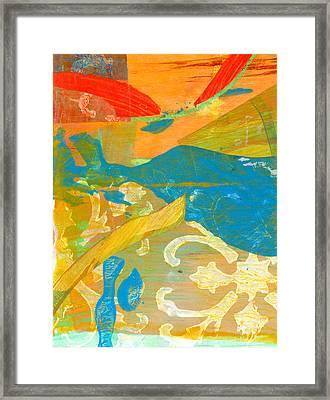 Colors Framed Print by Alexandra Sheldon