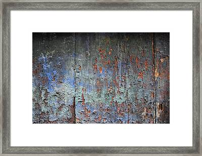 Colors Framed Print by