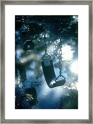 Framed Print featuring the photograph Colors by Michael Nowotny