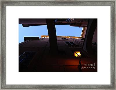 Framed Print featuring the photograph Colours Of Light II by Andy Prendy