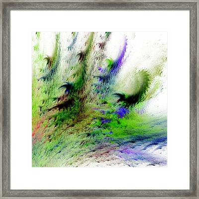 Colours Of Nature Framed Print by Sharon Lisa Clarke