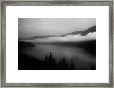Columbia Framed Print