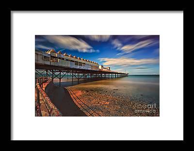 Colwyn Bay Framed Prints