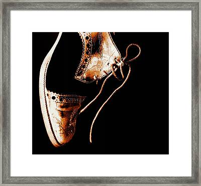 Come Back And Dance Framed Print