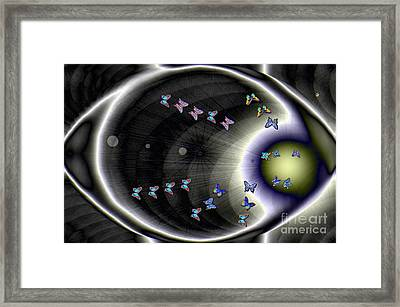 Come On In Framed Print by Donna Brown