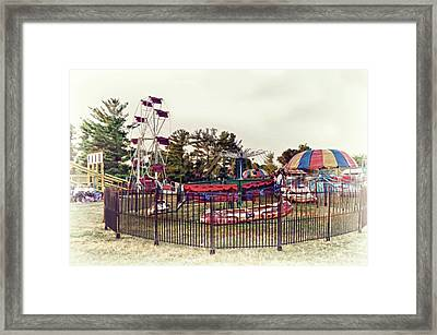 Come One Come All Framed Print by Kathy Jennings