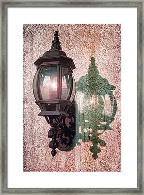 Come To The Light Framed Print by Kathy Clark