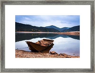 Come With Me Framed Print by Filomena Francisco
