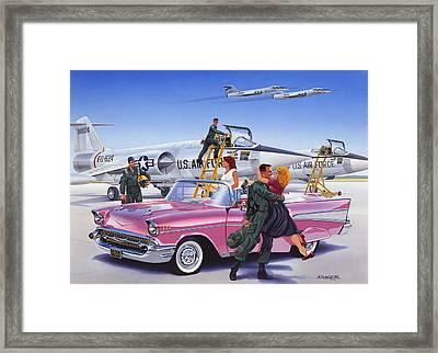 Coming Home Framed Print by Bruce Kaiser