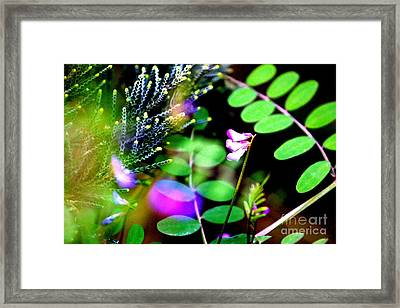 Coming Too Life Framed Print by Bret Worrell