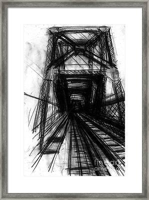 Comp. 1 Framed Print