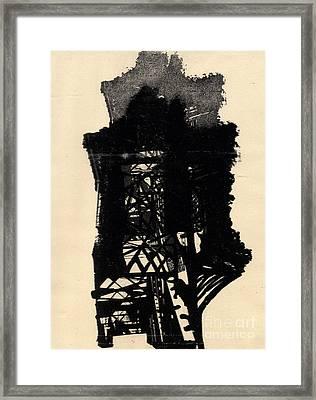 Comp6 Framed Print
