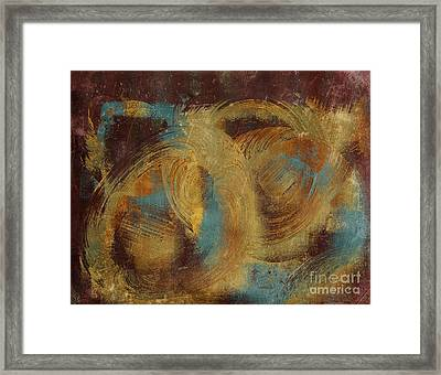 Composix 01 - At08 Framed Print by Variance Collections
