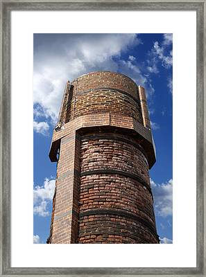 Concealed Mobile Phone Mast Framed Print