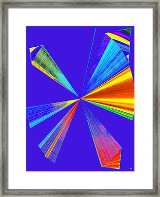 Conceptual 24 Framed Print by Will Borden