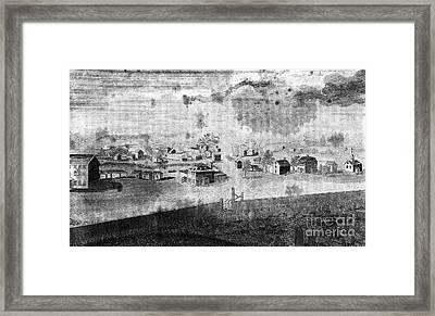 Concord, 1776 Framed Print by Granger