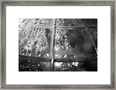 Condensate Framed Print
