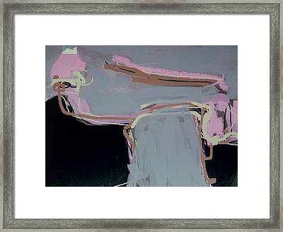 Confluence Framed Print by Jay Manne-Crusoe