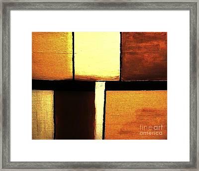Confused Framed Print by Marsha Heiken