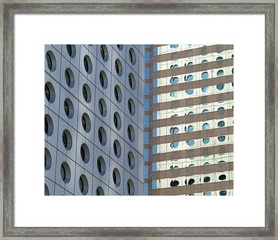 Connaught Centre Framed Print by Michael Canning