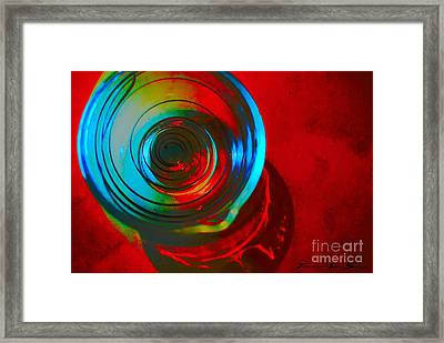 Consectrations Framed Print by The Stone Age