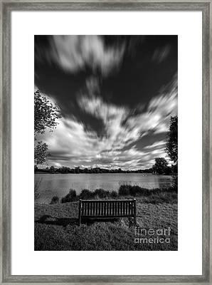 Constant Change Framed Print by Yhun Suarez