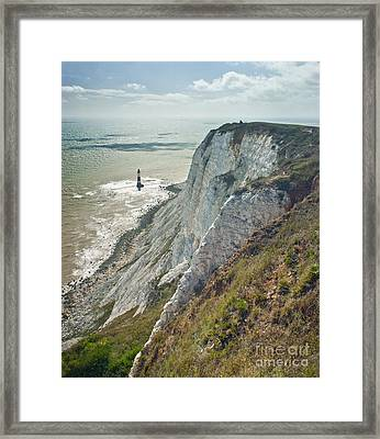 Contemplation  Framed Print by Paul Grand