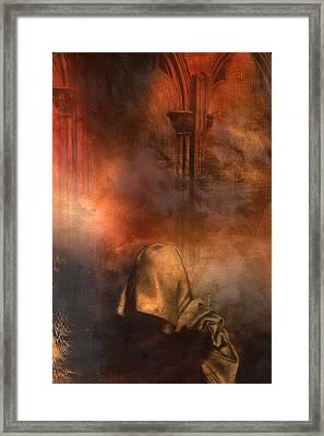 Convergence Framed Print by Ian Hemingway