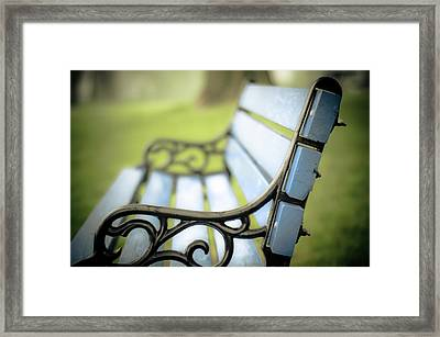Conversations Framed Print by Jason Naudi Photography